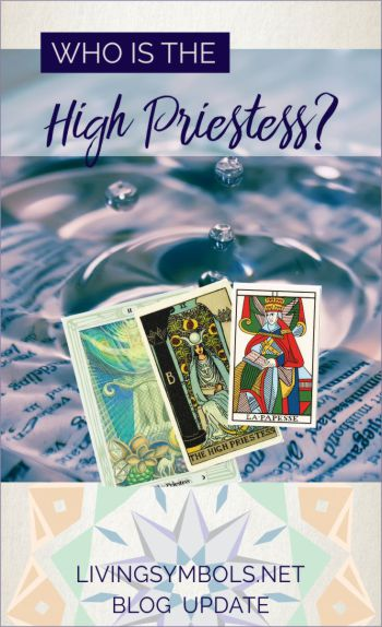 The High Priestess (tarot major arcana) [Living Symbols]